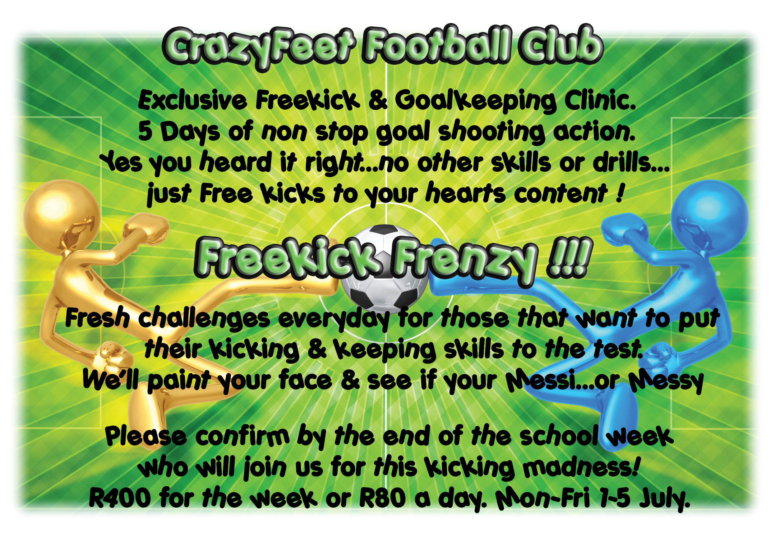 Freekick Clinic